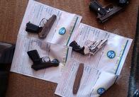 На Житомирщині викрили майстерню по переробці травматичної зброї під бойову. Фото