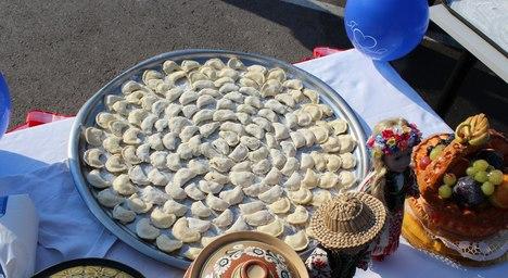 Фестиваль «вареник DAY» в Житомирі. Фоторепортаж