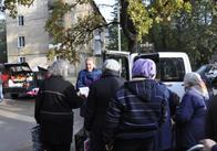 Лариса Долганова організувала соціальний ярмарок та окреслила стратегію розвитку Озерного