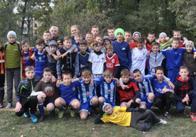 В Озерному за підтримки Лариси Долганової відбувся дитячий турнір з міні-футболу