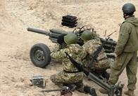 Британці та американці приїхали подивитись як готують десантників на житомирському полігоні. Фото