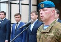 Командуючий ВДВ Михайло Забродський закликав житомирян прийти на вибори