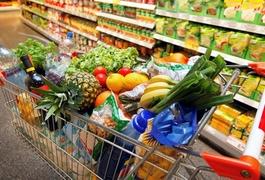 У жовтні на Житомирщині ціни на продукти харчування та безалкогольні напої зросли на 1,3%