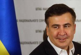 Сьогодні у Житомирі губернатор Одещини Міхеіл Саакашвілі