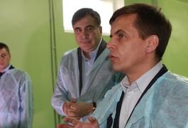 Михаил Саакашвили и Сергей Сухомлин: «Реформы – это то, чего ждёт общество и нельзя вновь упустить этот шанс»