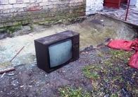 В райцентрі Житомирщини через телевізор мало не загинули троє діток. Фото