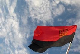 Солдати житомирської 95-ї бригади скаржаться, що деякі командири зривають їхні червоно-чорні прапори