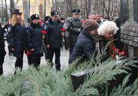 У Житомирі вшанували ліквідаторів аварії на Чорнобильській АЕС