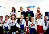 Петро Рудь привітав житомирську малечу з Днем Святого Миколая. Фото