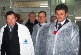 """Компанія """"Рудь"""" презентувала надсучасну лінію виробництва морозива"""
