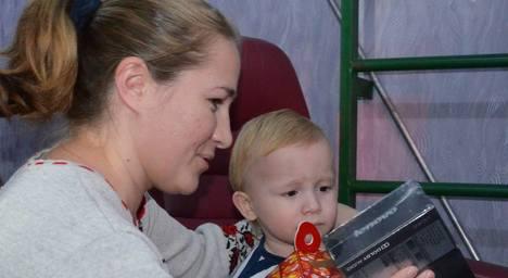 Оля Чуйко-Дурбак: Якщо хтось скаржиться на життя, роботу, негаразди – зазирніть в очі дітей Героїв АТО