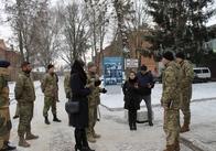 У Житомирському військовому інституті вдові воїна АТО пригрозили пониженням на посаді