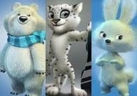 В Олімпіади-2014 в Сочі буде три талісмана. ФОТО