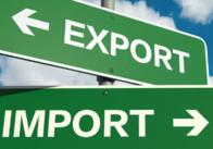 На Житомирщині продовжує скорочуватись експорт та імпорт товарів