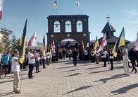 Філарет відкрив грузинську церкву у Житомирі. Фото