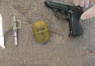 На Житомирщині поліція затримала жінку з боєприпасами у дитячому візочку