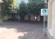 Патрульна поліція буде штрафувати водіїв, які паркуються на Михайлівській