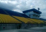 """У Житомирі оглянули хід реконструкції стадіону """"Полісся"""""""