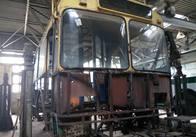 Житомирське ТТУ до кінця місяця складе ще один тролейбус. Фото