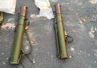 У Житомирі поліція виявила у схованці 2 гранатомети та майже 900 набоїв
