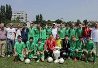 У Житомирі відбувся фінал Чемпіонату Житомирщини з футболу серед дитячих команд
