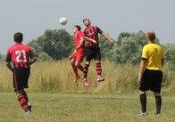 На Житомирщині відбувся футбольний турнір між трьома північними районами області