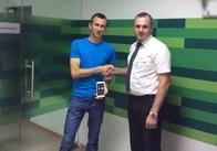 Мешканець Житомирщини виграв смартфон від ПриватБанку (р)