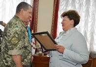 Командир 26-ї бригади отримав відзнаку «Честь і слава Житомирщини»