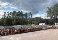 У Житомирі в 190-му Навчальному центрі Житомирського військового інституту імені С. П. Корольова відбувся концерт