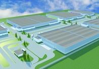 У Житомирі затвердили концепцію індустріального парку ZHYTOMYR-EASТ в районі аеропорту