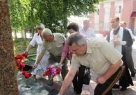 На Житомирщині вогнеборці вшанували пам'ять колег, які загинули при виконанні службових обов'язків
