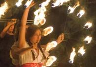 Полум'яне шоу розпалить цьогорічну осінь