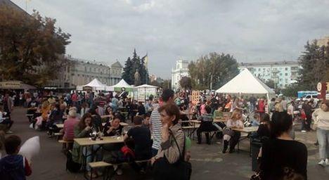 Житомир перетворюється в місто фестивалів