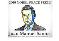 Президент Колумбії отримав Нобелівську премію миру