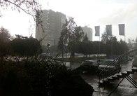 У Житомирі пройшов сильний дощ