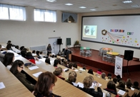 Розумні діти з усієї області приїхали до Житомира. Фото