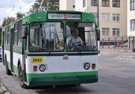 У Житомирі змінили графік руху тролейбуса №9