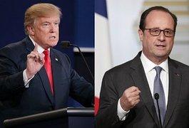 Трамп з Олландом поговорили про Україну