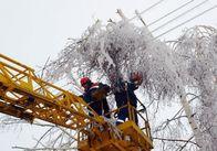 22 населені пункти Житомирщини перебувають без електропостачання