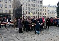 У Житомирі попрощалися з загиблим воїном Сергієм Ходоровським