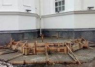 У Житомирі встановили фундамент під пам'ятник Івану Огієнку