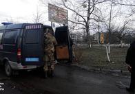 У Житомирі на проспекті Незалежності знайшли частину підствольного гранатомета. Фото
