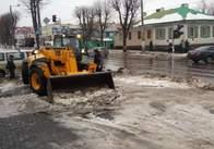 З вулиць Житомира вивезли 910 тон снігу, - Марцун