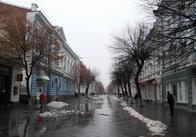 На Михайлівській відкривають центр вулиці. Фото