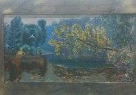 У Житомирі проходить виставка картин Валерія Радецького