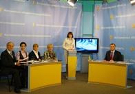 Після Януковича, з народом поговорив губернатор Житомирщини Сергій Рижук