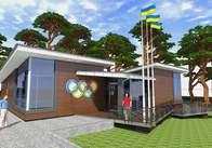 У Житомирі зі складнощами, але почали будувати спортивний комплекс, в якому тренуватиметься збірна України