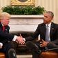 Обама застеріг Трампа щодо зовнішньої політики