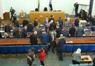 Перша частина завершена. Житомирські депутати продовжать сесію наступного тижня