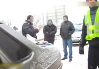 На Житомирщині поліцейські затримали злочинців з цілим набором заборонених предметів